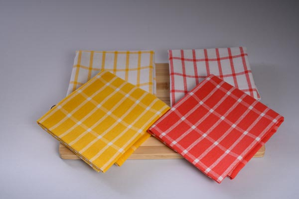 Flat Weave-Kitchen Towels