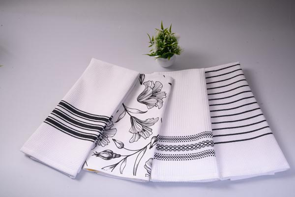 Printed and Embroidery-Kitchen Towels